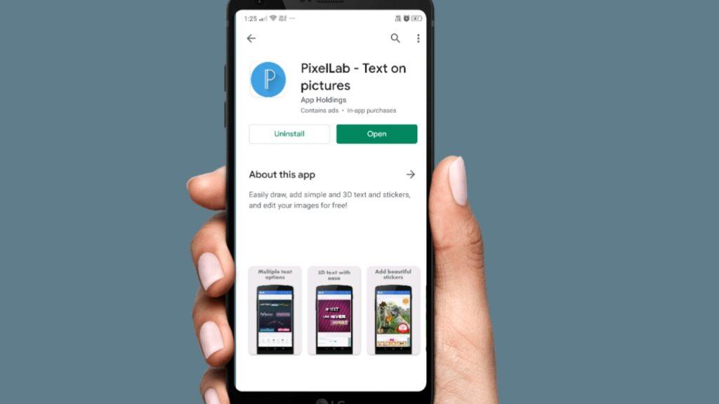PixalLab App