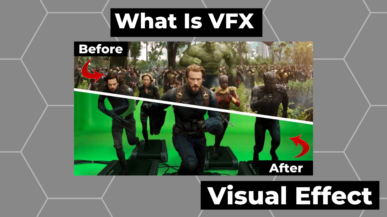 What is the full form of VFX full Information - VFX full form