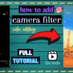 how to add viral camera filter in reel videos in android | add camera filter in reel video in hindi
